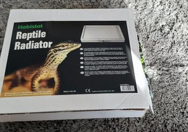 Habistat reptile radiator