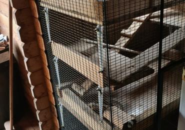 Chinchilla cage/Enclosure